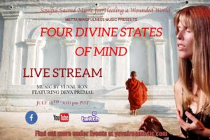 The Four Divine States of Mind