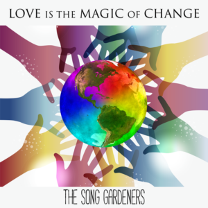 Love Is the Magic of Change Cover