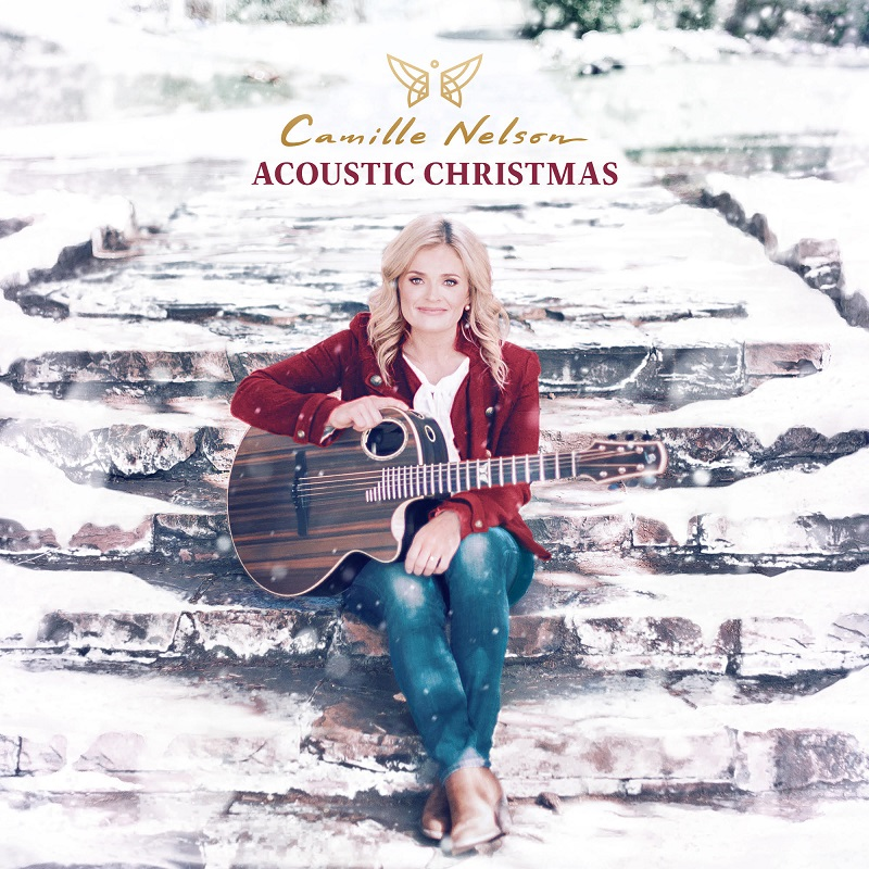 Camille Nelson - Acoustic Christmas COVER