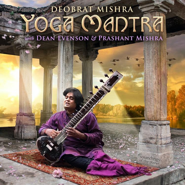 Dudley Evenson - Deobrat Mishra YOGA MANTRA cover